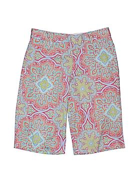 Trina Turk Khaki Shorts 28 Waist