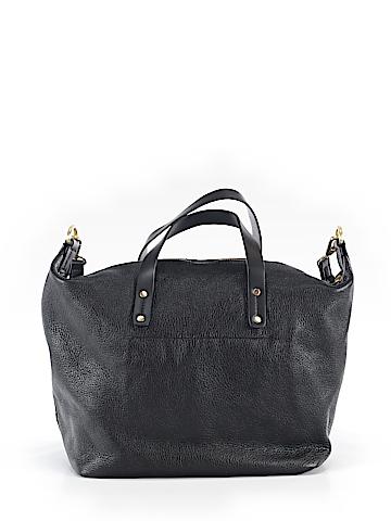 Gap Leather Satchel One Size