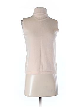 Linda Allard Ellen Tracy Cashmere Pullover Sweater Size M (Petite)