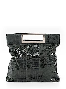 Enzo Angiolini Leather Clutch One Size