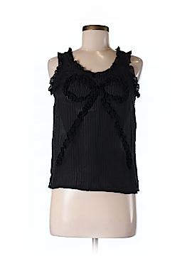 Ark & Co. Sleeveless Silk Top Size M