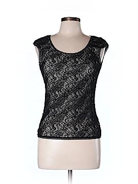 Max Studio Short Sleeve Top Size L