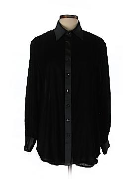 Finley Long Sleeve Blouse Size L