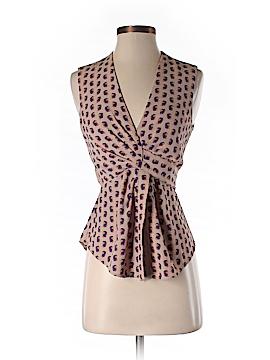 RACHEL Rachel Roy Short Sleeve Blouse Size 2