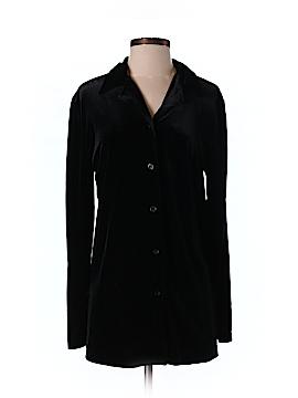 Leslie Fay Long Sleeve Blouse Size S