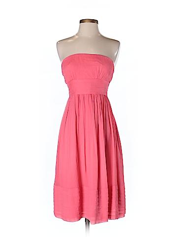 J. Crew Women Casual Dress Size 2 (Petite)