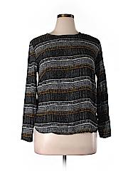 H&M Women Long Sleeve Blouse Size 14