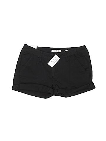 Dex Women Khaki Shorts 27 Waist