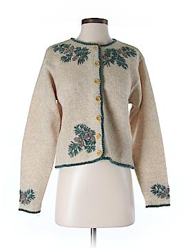Orvis Wool Cardigan Size S