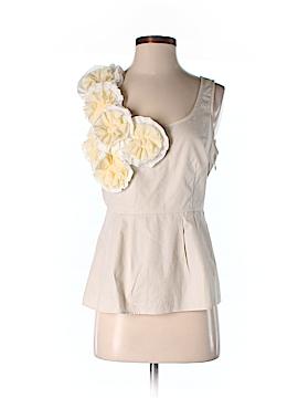 Floreat Sleeveless Blouse Size 4