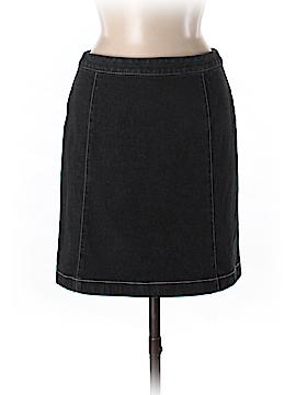 Ann Taylor LOFT Denim Skirt Size 6