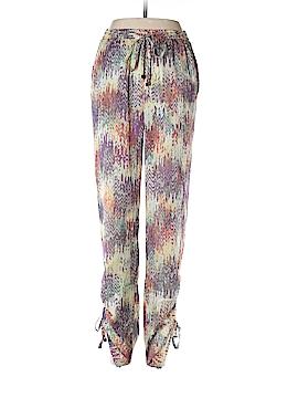 Pink Stitch Casual Pants Size 2