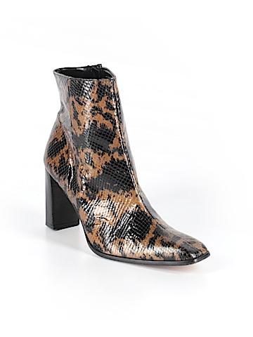 Coup D'etat Ankle Boots Size 8