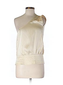 Tory Burch Sleeveless Silk Top Size 8