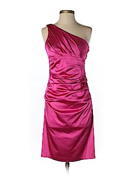 Suzi Chin for Maggy Boutique Cocktail Dress Size 8 (Petite)