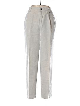 Hunt Club Linen Pants Size 8