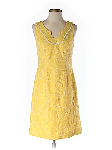 Chadwicks Casual Dress Size 4 (Petite)