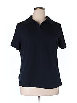 Cutter & Buck Short Sleeve Polo Size 1X (Plus)