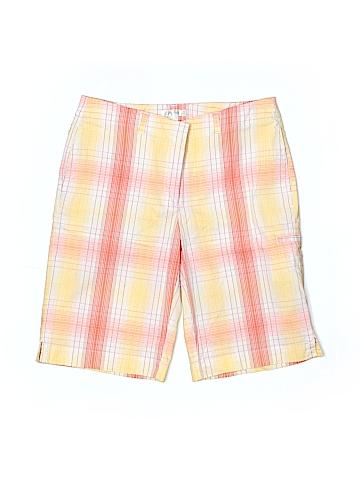 Lady Hagen Women Khaki Shorts Size 8