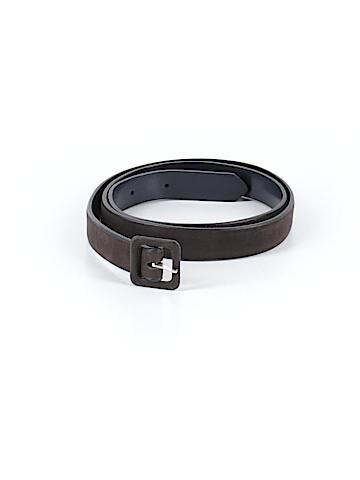 Zac Posen Leather Belt Size L