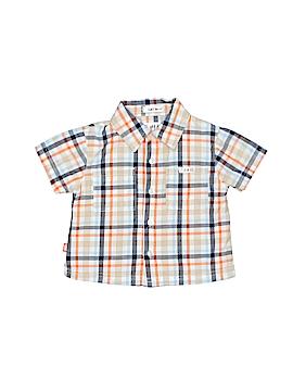 Ecko Unltd Short Sleeve Button-Down Shirt Size 6 mo