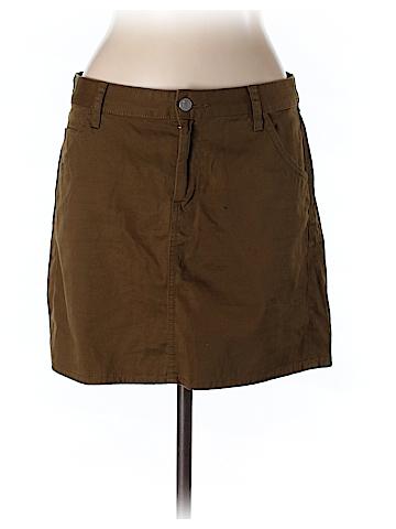 Uniqlo Denim Skirt Size 12
