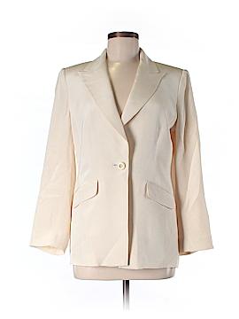 Bloomingdale's Silk Blazer Size 6