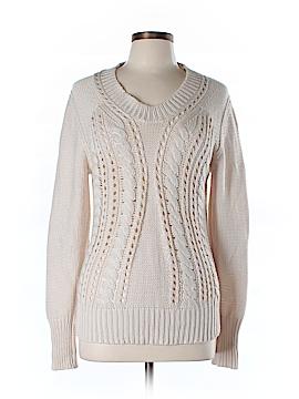Love Stitch Pullover Sweater Size L