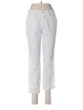 J. Crew Khakis Size 4 (Petite)