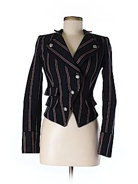 Topshop Wool Blazer Size 8