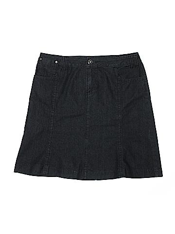 Christiana Zimm Denim Skirt Size 14