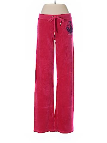 Juicy Couture Fleece Pants Size S