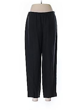 Eileen Fisher Linen Pants Size M (Petite)