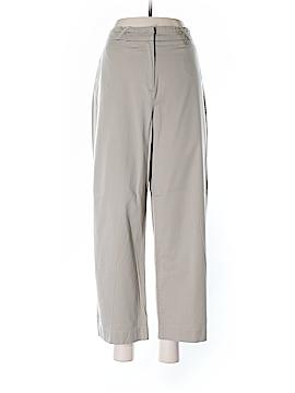 LARRY LEVINE for Dressbarn Khakis Size 10