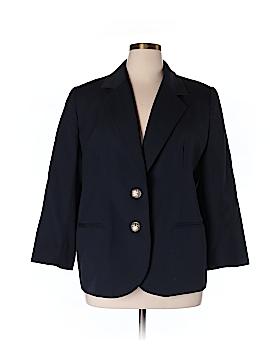 Nordstrom Wool Blazer Size 16 Petite (Plus)