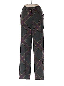 ETRO Wool Pants Size 48 (IT)