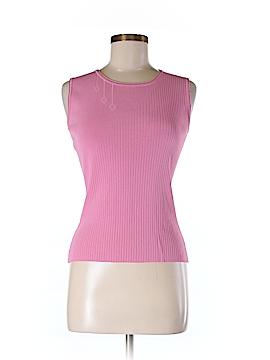 Linda Matthews Sleeveless Top Size M