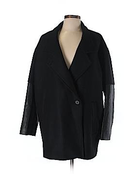 All Saints Wool Coat Size 10