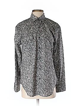Saint Laurent Long Sleeve Button-Down Shirt Size XL