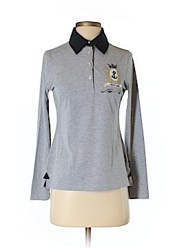 Saint James Long Sleeve Polo Size 4