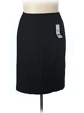 Le Suit Casual Skirt Size 2 (Petite)