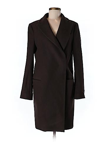 J Wool Coat Size M