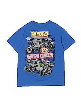 Monster Jam Short Sleeve T-Shirt Size 14