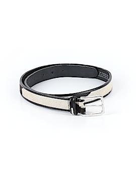 Liz Claiborne Leather Belt Size L