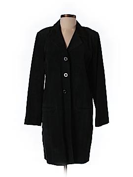 Jessica Holbrook Leather Jacket Size S
