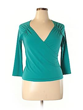 Dorothee Bis 3/4 Sleeve Top Size L
