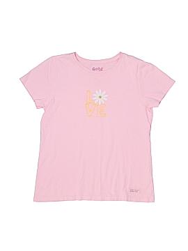 Life Is Good Short Sleeve T-Shirt Size 10