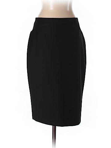 Ann Taylor Women Wool Skirt Size 2