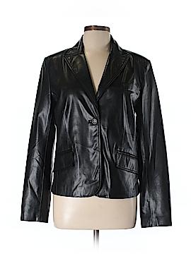 Bagatelle Women Faux Leather Jacket Size 10