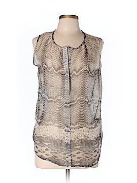 Ark & Co. Sleeveless Blouse Size L